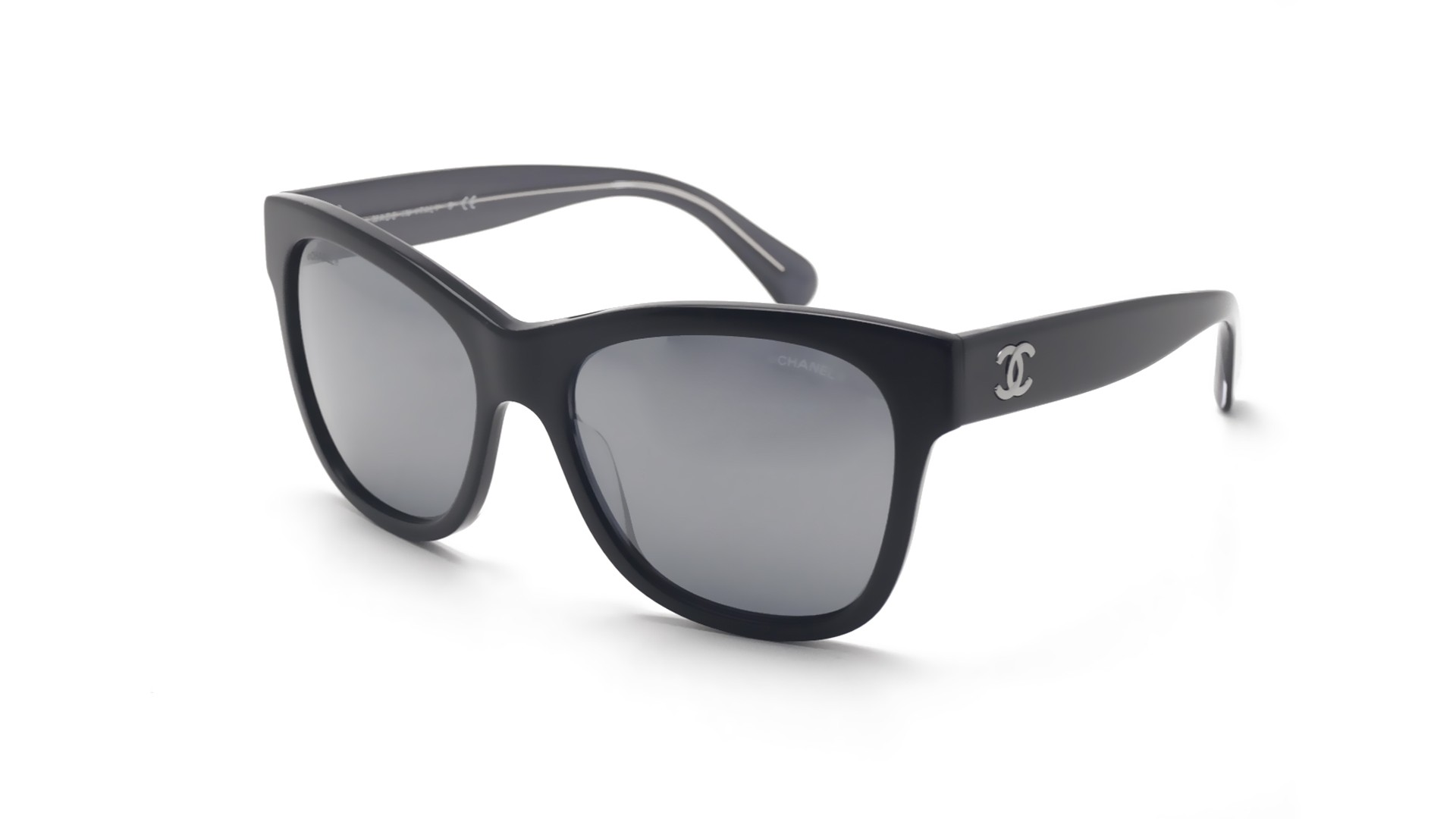 f8bf46eb67 Chanel Square Sunglasses Ch5380 Black