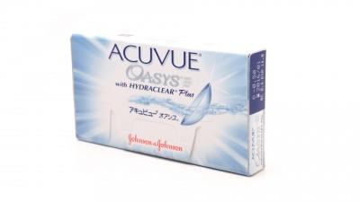 Lentilles de contact Acuvue Oasys Bi Mensuelles 6L 16,65 €