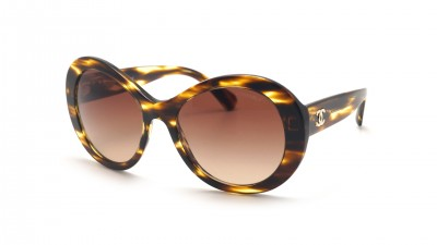 Chanel CH5372 1498S5 56-19 Tortoise 200,00 €