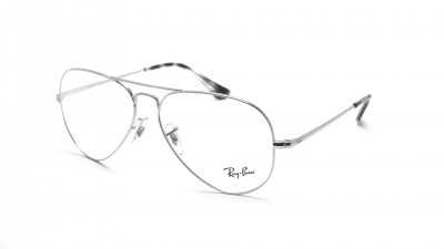 Ray-Ban Aviator Optics Argent RX6489 RB6489 2501 58-14 69,92 €