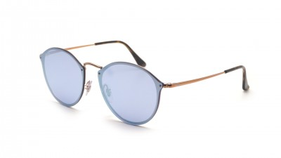 Ray-Ban Round Blaze Rose RB3574N 90351U 59-14 94,92 €
