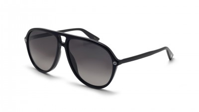 Gucci GG0119S 006 59-14 Black Polarized 165,75 €
