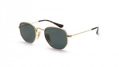 Ray-Ban Hexagonal Flat Lenses Gold RJ9541SN 223/71 44-19 60,75 €