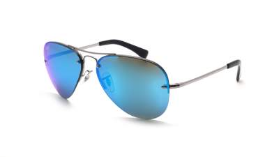 Ray-Ban RB3449 004/55 59-14 Argent 86,58 €