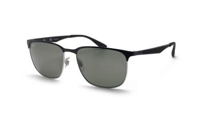 Ray-Ban RB3569 9004/9A 59-17 Black Polarized 96,58 €