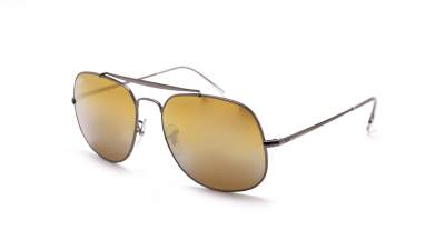 Ray-Ban General Argent RB3561 004/I3 57-17 91,58 €