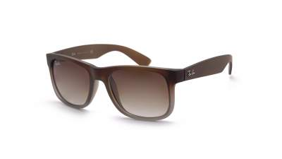 Ray-Ban Justin Brown Matte RB4165 854/7Z 51-16 70,75 €