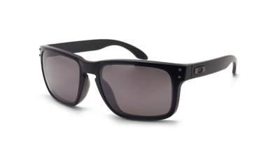 Oakley Holbrook Noir Mat OO9102 D6 57-18 Polarisés 119,08 €