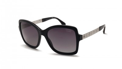 Chanel CH5383 C501/S8 55-18 Black Polarized Gradient 249,17 €