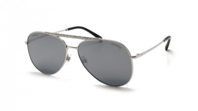 Chanel CH4231 C124/6G 59-14 Argent 283,33 €