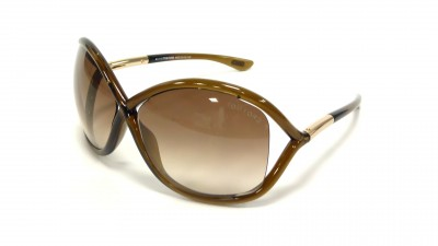 Tom Ford Whitney Brun FT0009 692 64-14 179,17 €