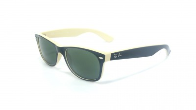 Ray-Ban New Wayfarer Noir RB2132 875 52-18 74,92 €