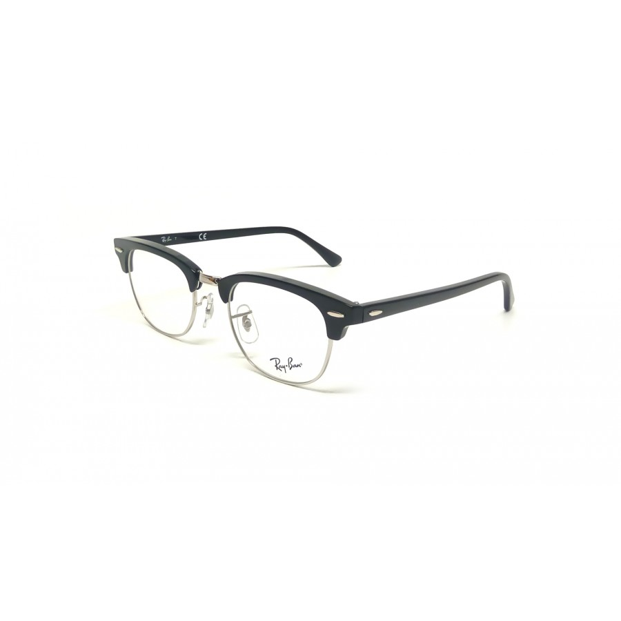 ... lunettes de vue ray ban rb 5154 clubmaster 2000 noir c32d3a246b9d