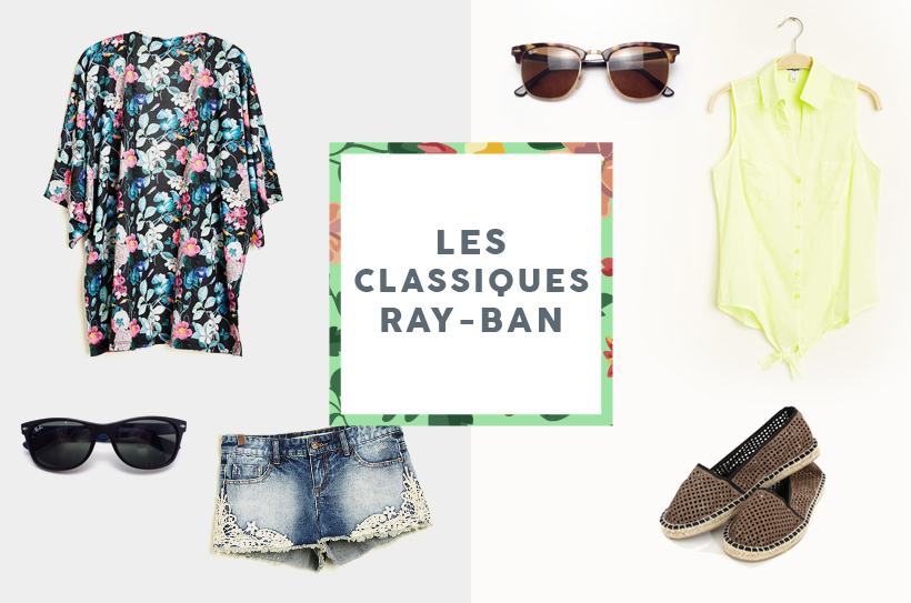 lunettes classiques ray-ban-visiofactory
