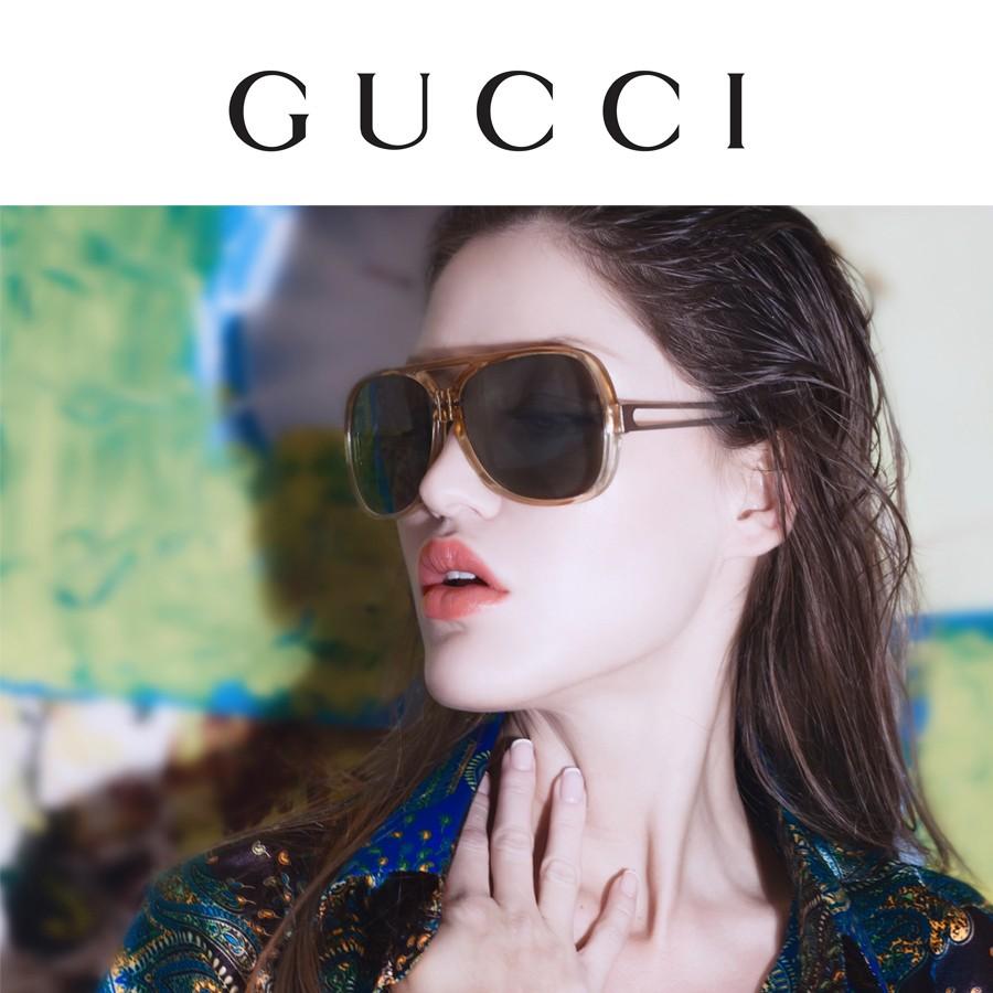 3d3fb509734d5 Lunette De Soleil Gucci Femme Ronde
