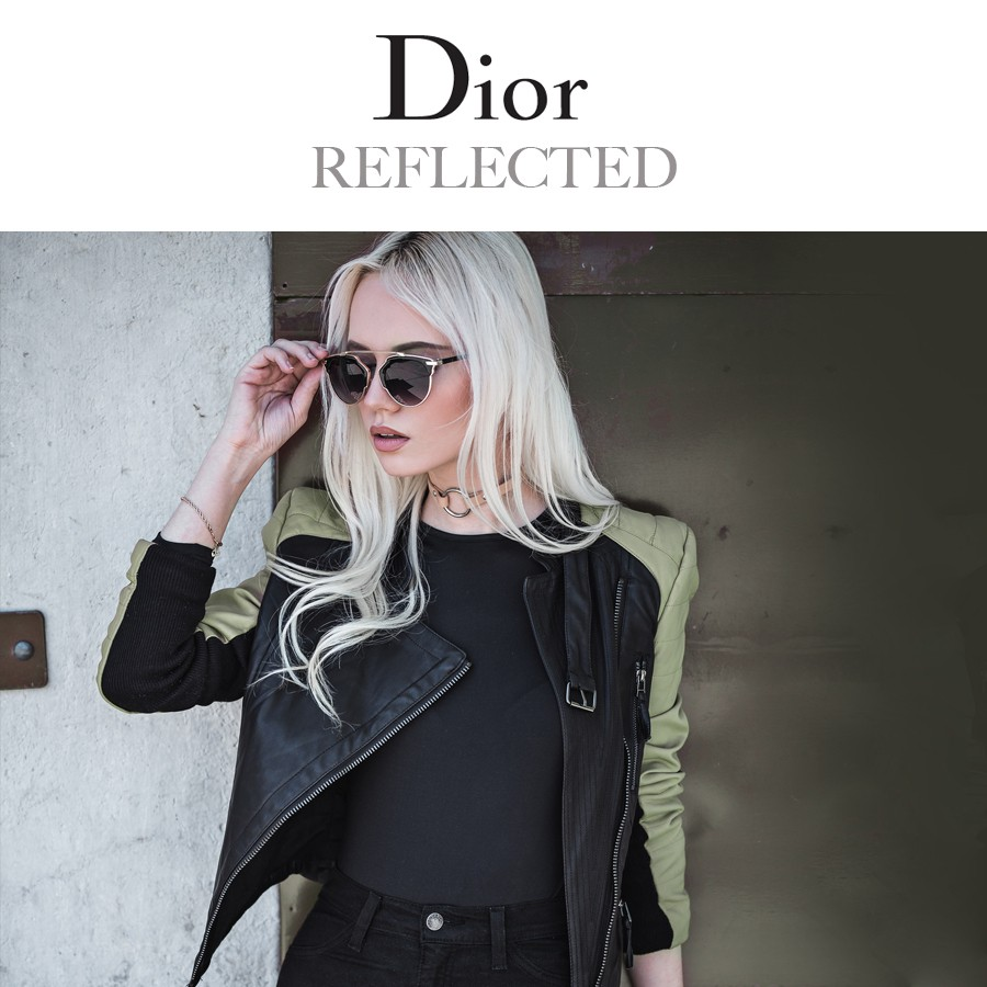 Lunettes Dior Reflected