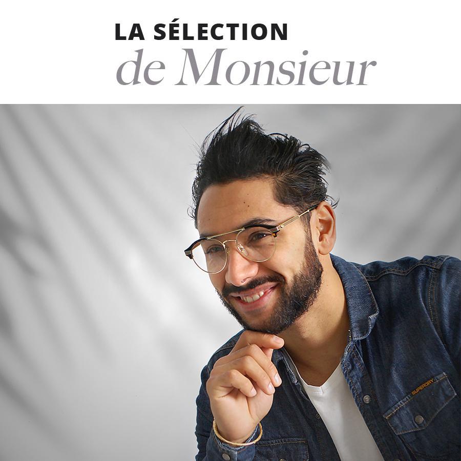 lunettes de vue homme montures optiques visiofactory. Black Bedroom Furniture Sets. Home Design Ideas