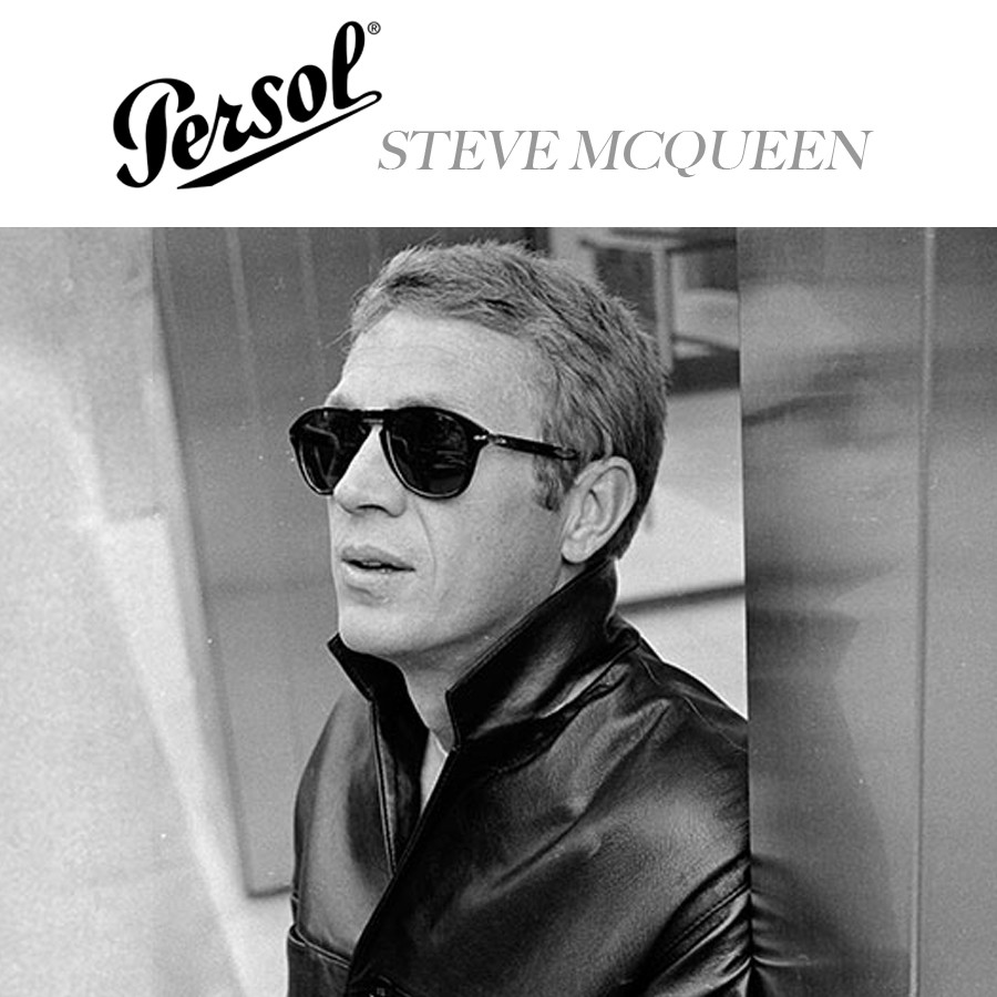 lunettes de soleil persol 714 steve mcqueen po0714 visiofactory. Black Bedroom Furniture Sets. Home Design Ideas