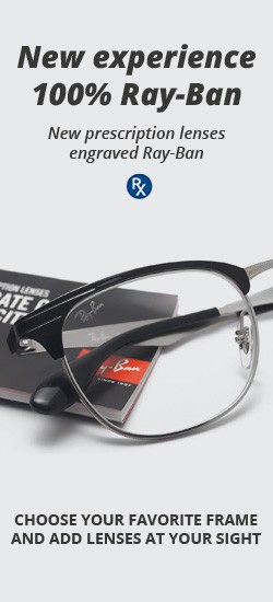 Lenses Ray-Ban RX Original at your sight