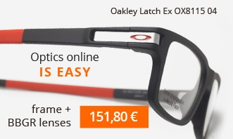 Oakley eyeglasses + lenses at your sight