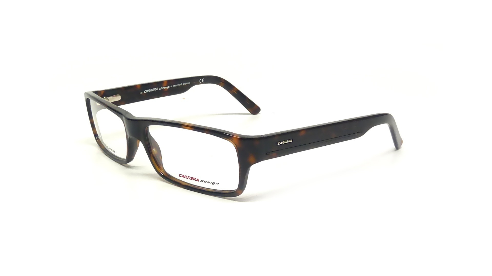 Glasses Frames Recto Or Quiapo : Eye glasses Carrera CA 6132 086 Tortoise