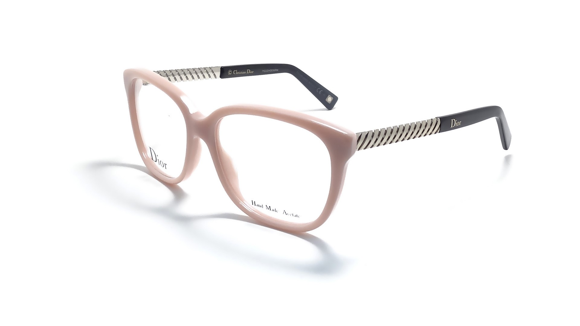 Pink Glasses Frames - Viewing Gallery