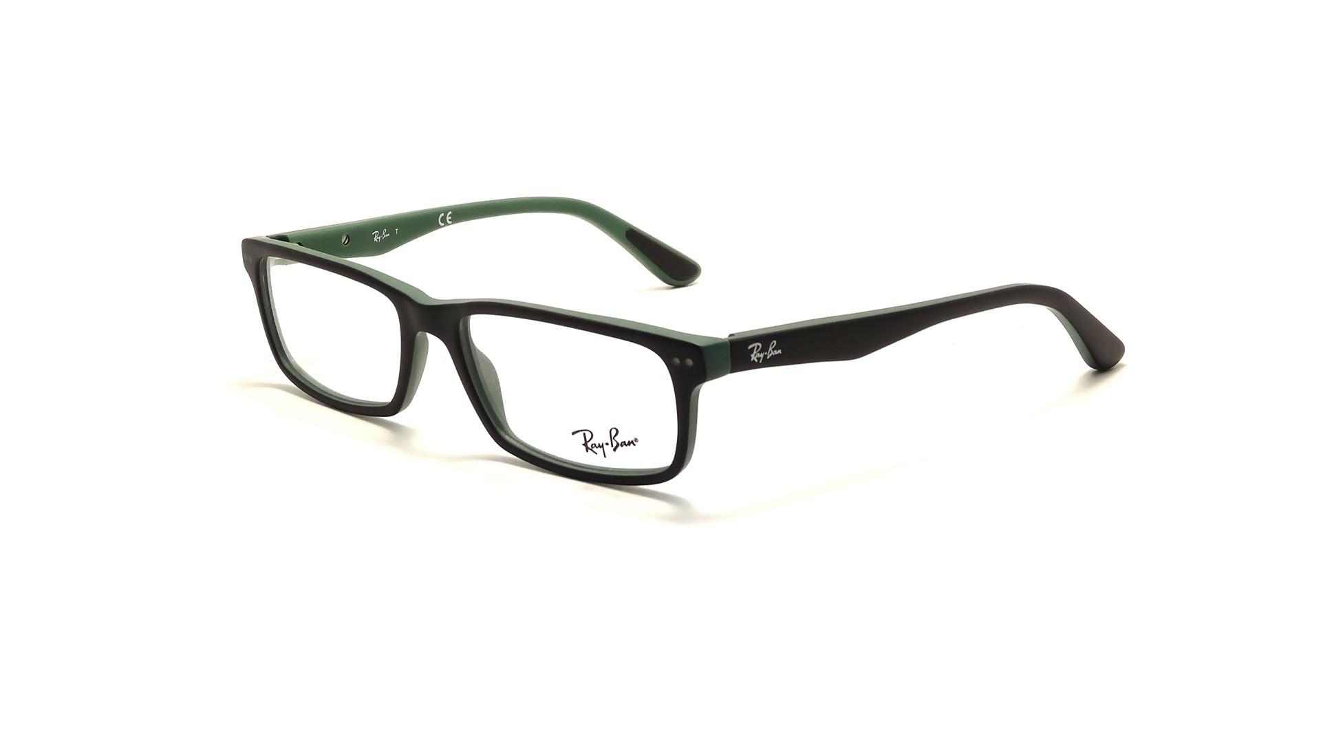 f4588cdf591 Ray Ban Matte Black Prescription Glasses