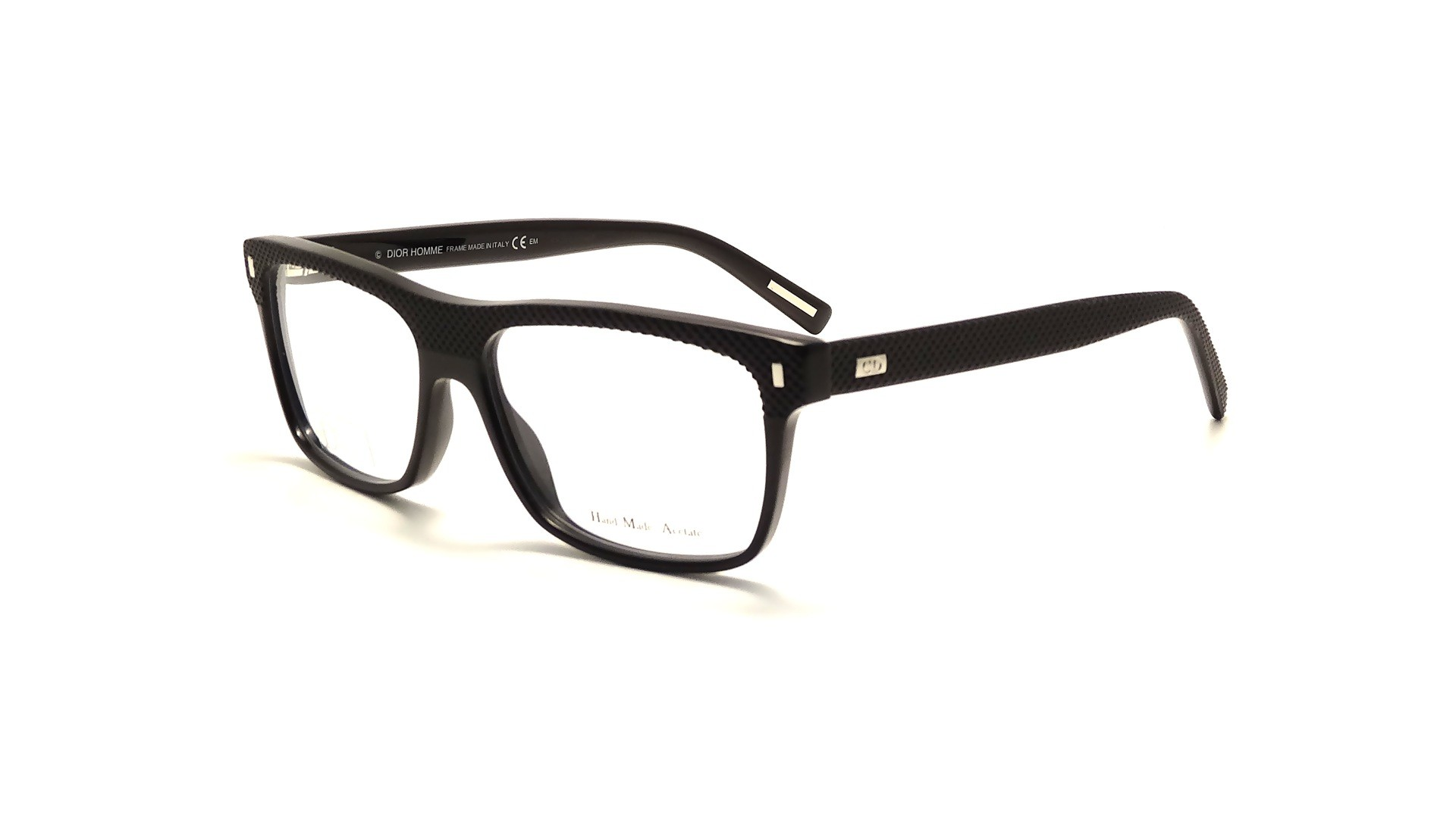 Glasses Frames Recto Or Quiapo : Eye glasses Dior Blacktie168 807 Black Medium