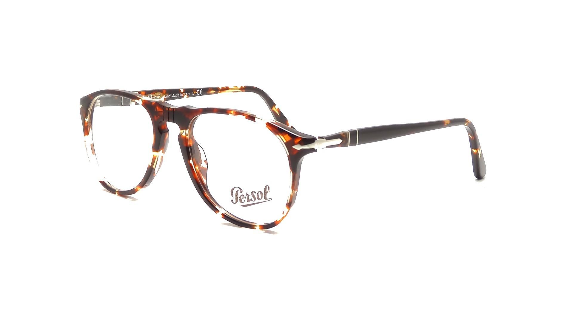 Glasses Frames Recto Or Quiapo : Eye glasses Persol PO 9649V 985 Tortoise Small