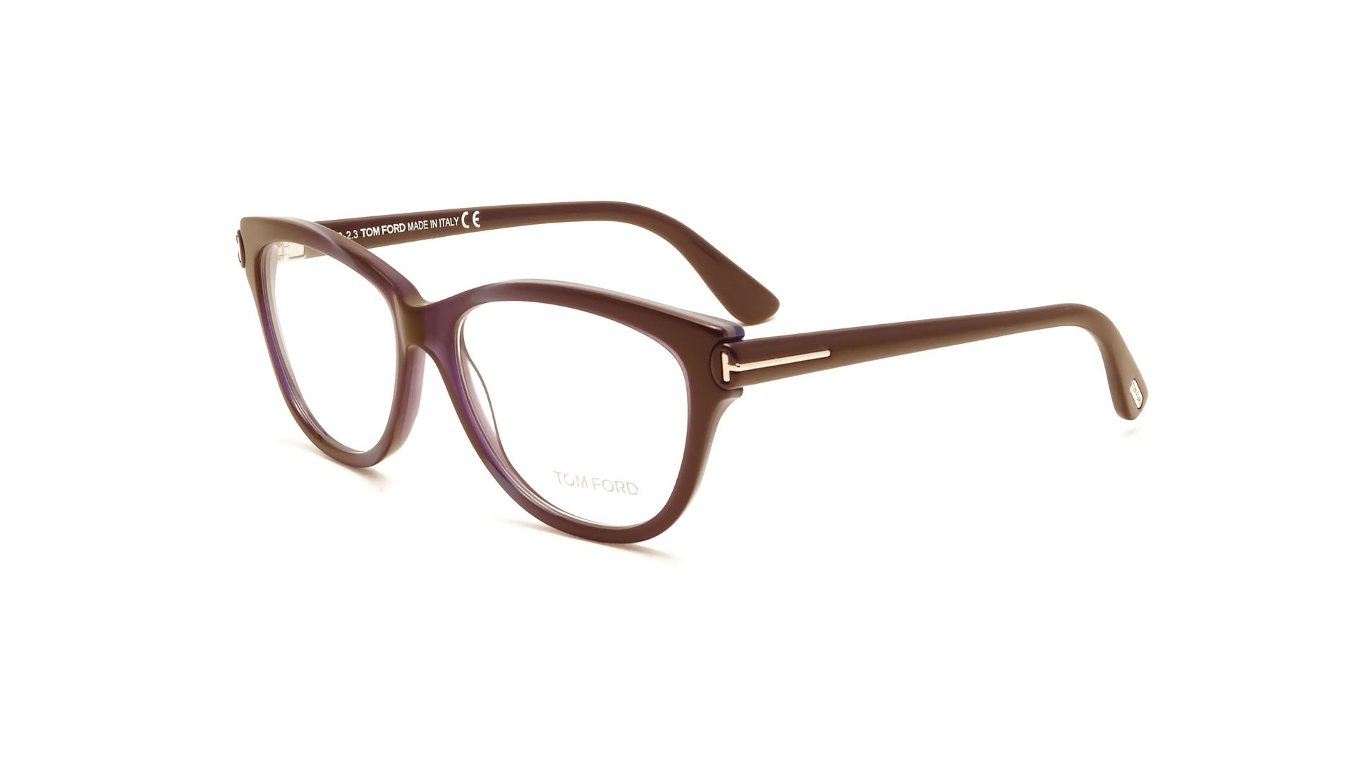 Glasses Frames Recto Or Quiapo : Tom Ford FT 5287 092 Bleu Large