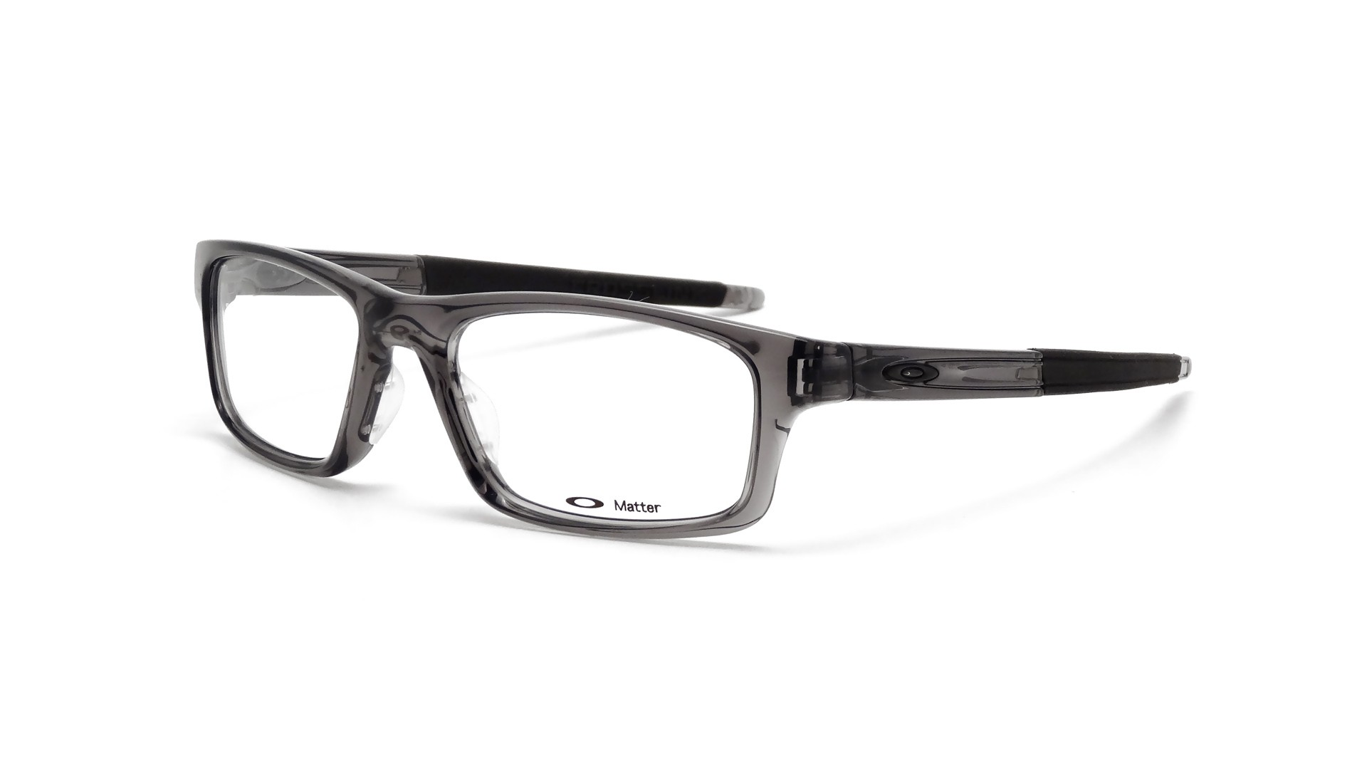 Glasses Frames Recto Or Quiapo : Eye glasses Oakley Crosslink OX 8037 02 Black Large