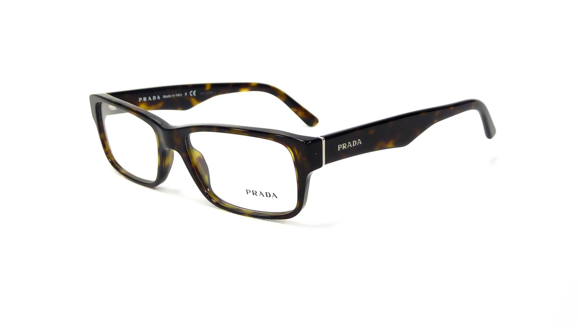 Glasses Frames Recto Or Quiapo : Prada PR 16MV 2AU 1O1 Ecaille Medium
