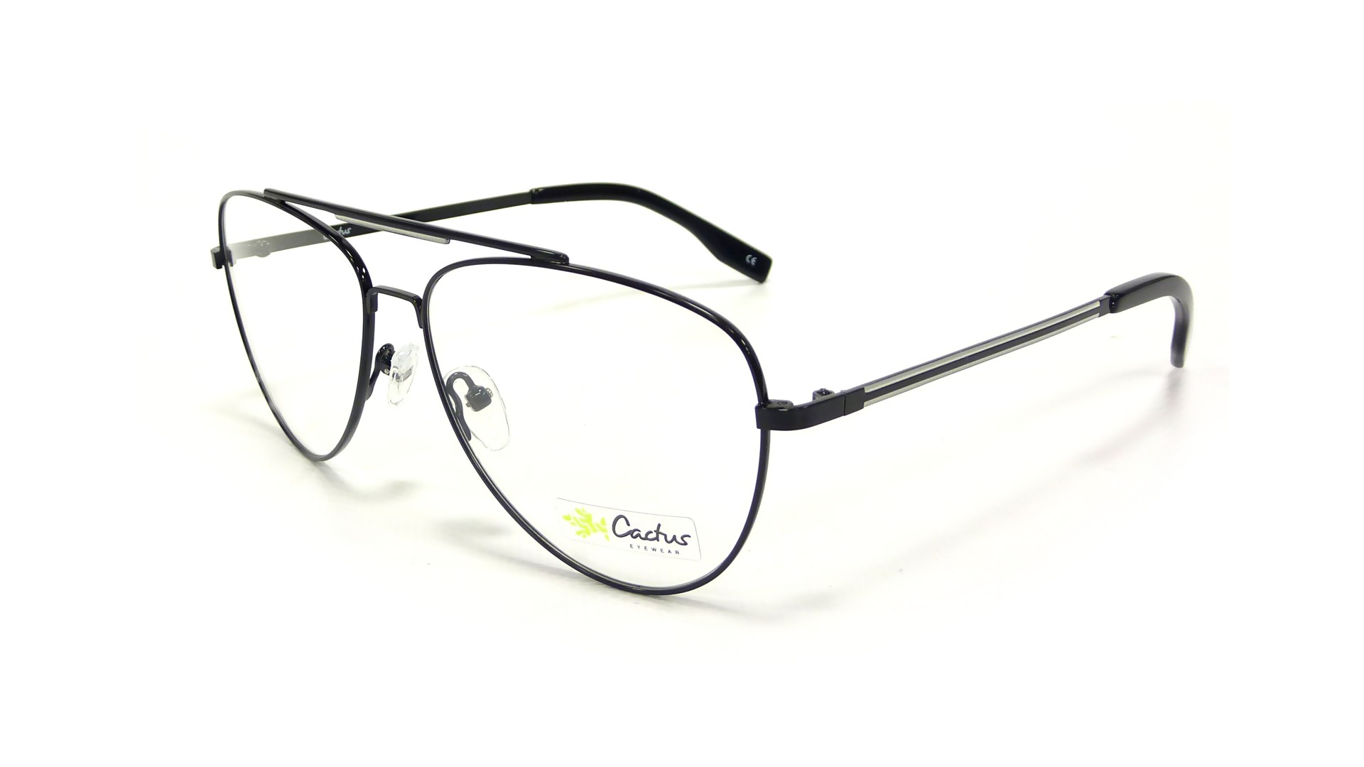 Glasses Frames Recto Or Quiapo : Eye glasses Cactus Tequilo 01 C02 Black