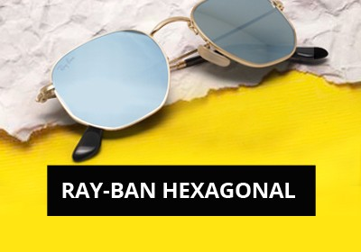 Sunglasses Ray-Ban Hexagonal RB3548N