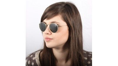 5ce2fd5ad2 ... shopping ray ban round metal gold rb3447 001 50 21 90cc7 096d5