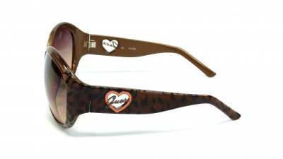 Sun glasses Guess GU 7146 BRN 34 Brown Leopard