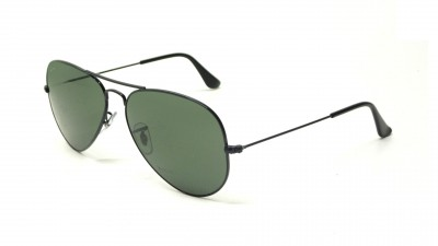 d6d6ce2b41 Sunglasses Ray-Ban Aviator Large Metal Black RB3025 L2823 58-14 Large