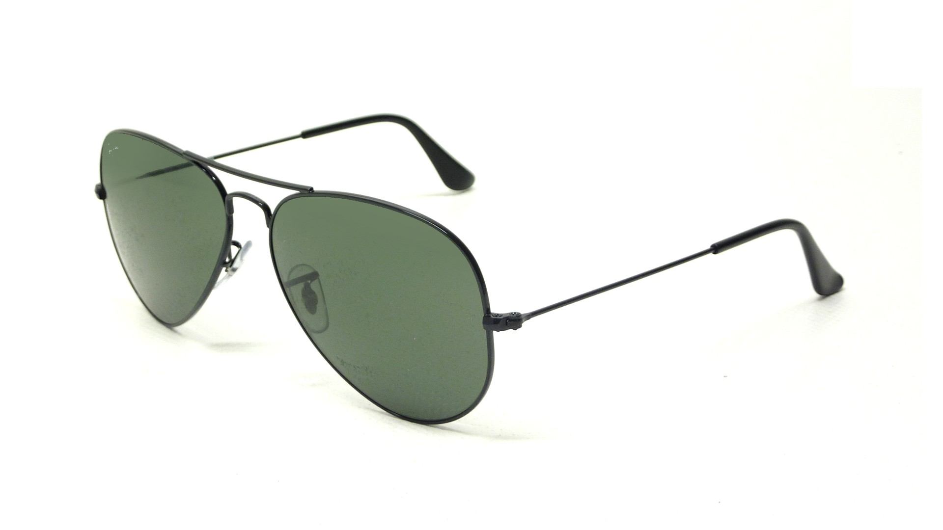 Sunglasses Ray-Ban Aviator Large Metal Black RB3025 L2823 58-14 Large dc054a6bb749