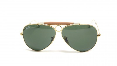 Sonnenbrillen Ray Ban RB 3138 Shooter 001 Medium