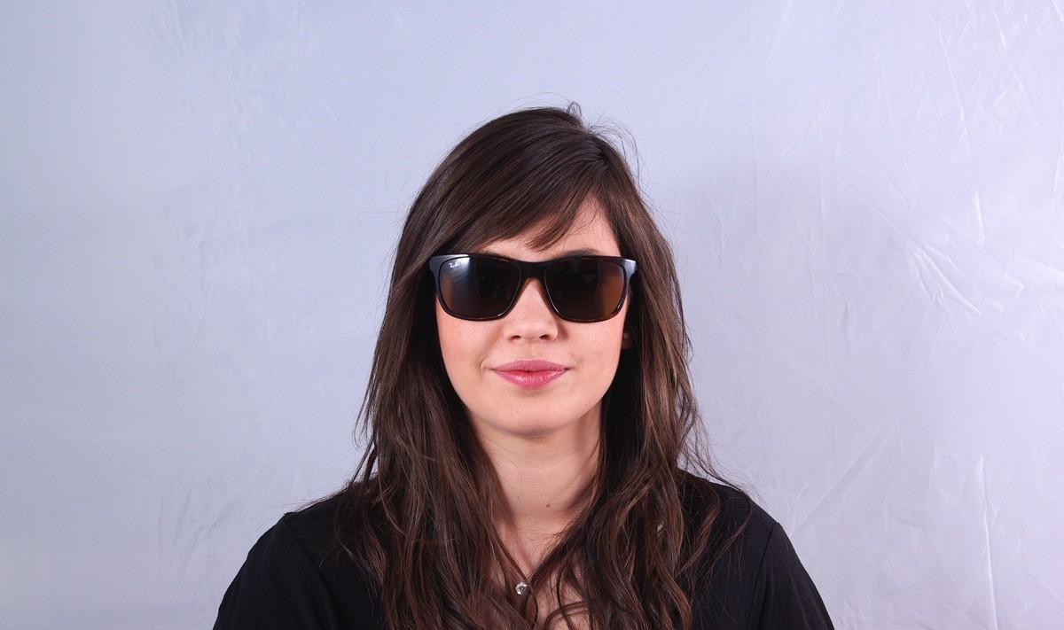95e69abc96 Sunglasses Ray-Ban RB4181 710 83 57-16 Tortoise Large Polarized
