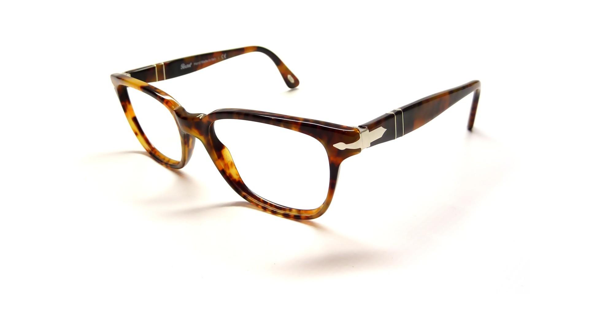 e2938f6498 Eyeglasses Persol PO3003V 108 52-18 Tortoise Medium