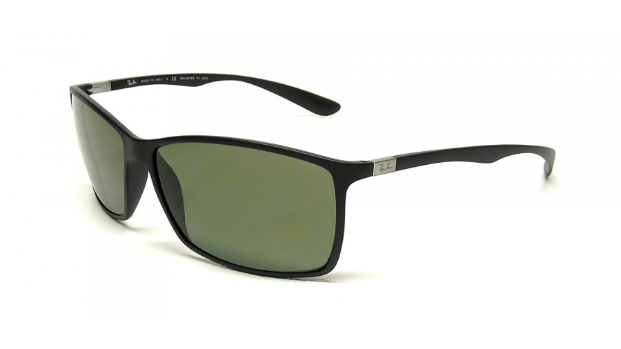 d7d357f18ff Sunglasses Ray-Ban Tech Liteforce Black RB4179 601S 9A 62 Polarized