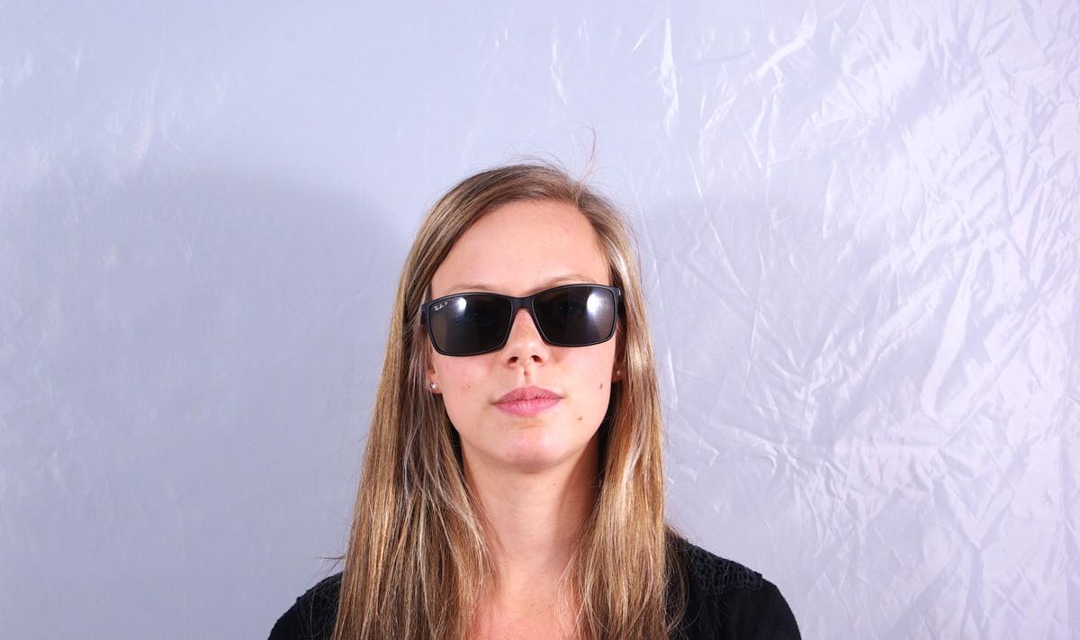 5a2bb8caa0 Sunglasses Ray-Ban Tech Liteforce Black RB4179 601S 9A 62 Polarized