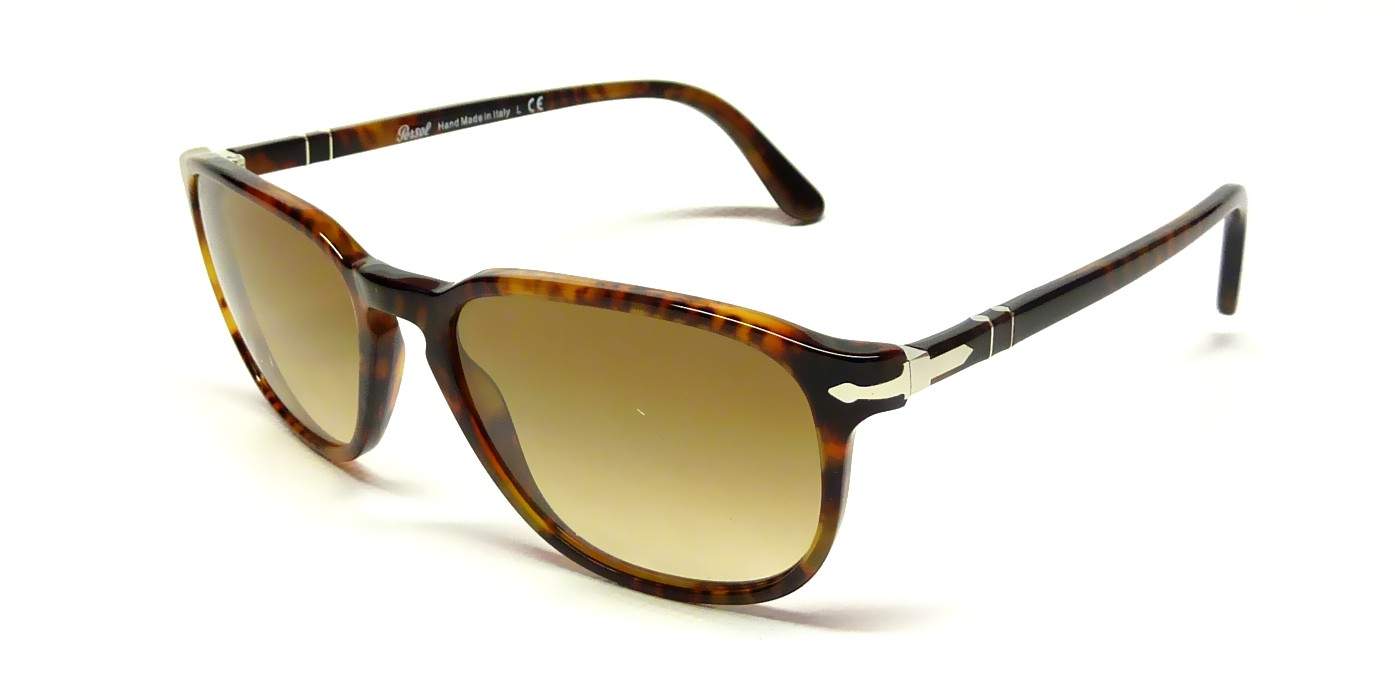 76e308c0b1 Sunglasses Persol PO3019S 108 51 52-18 Tortoise Medium Gradient