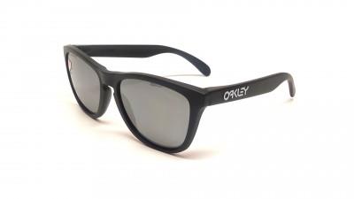 Oakley Frogskins Matte black OO 9013 24 297 Verres noirs Iridium polarisés 124,85 €