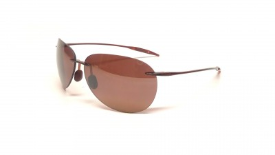 Maui Jim Sugar Beach Brown H421-26 62-12 Polarisés