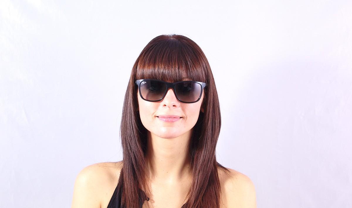 29d2320fcb Sunglasses Ray-Ban RB4181 601 71 57-18 Black Large Gradient