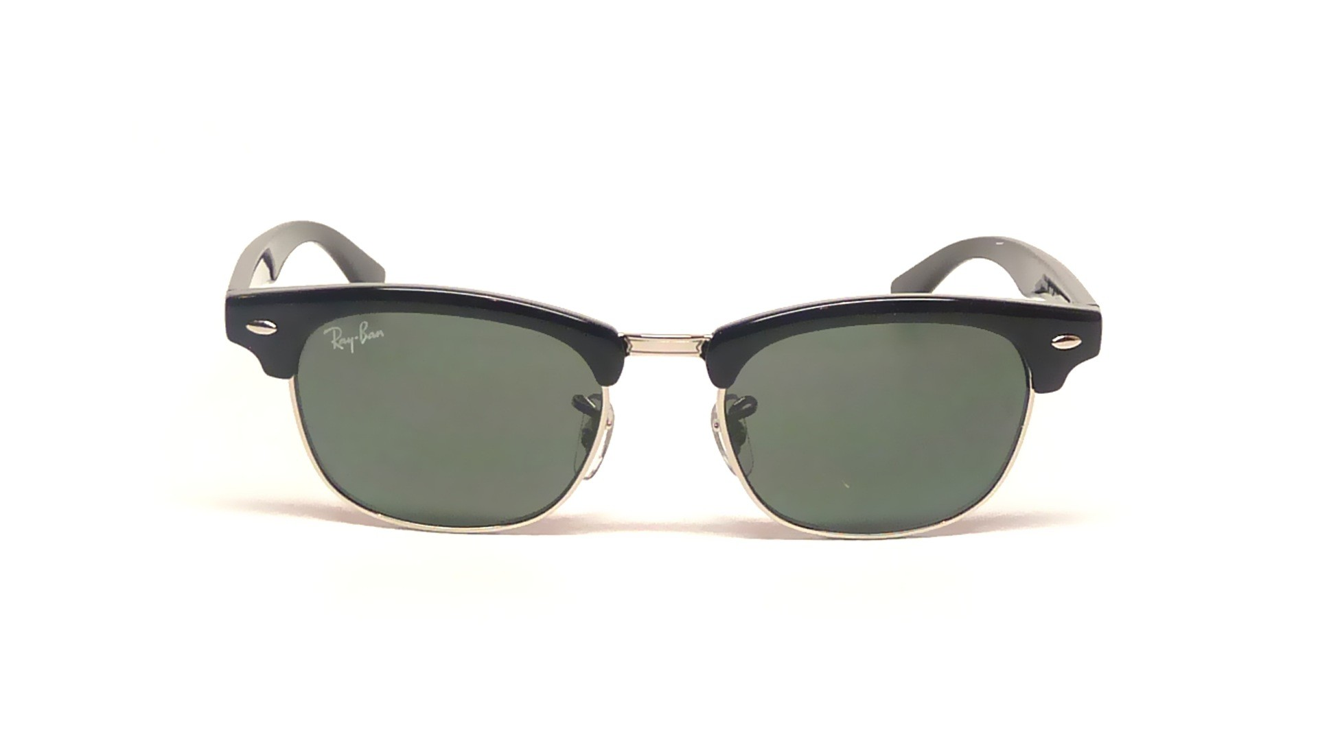 9afeffa78d235 Sunglasses Ray-Ban Clubmaster Black RJ9050S 100 71 45-16 Small