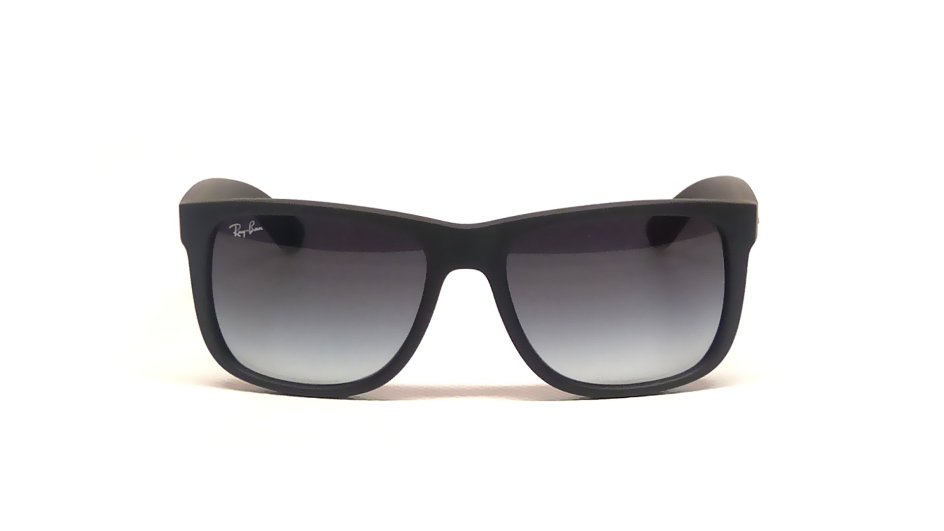 a7757d3b57 Sunglasses Ray-Ban Justin Classic Black RB4165 601 8G 54-16 Large Gradient