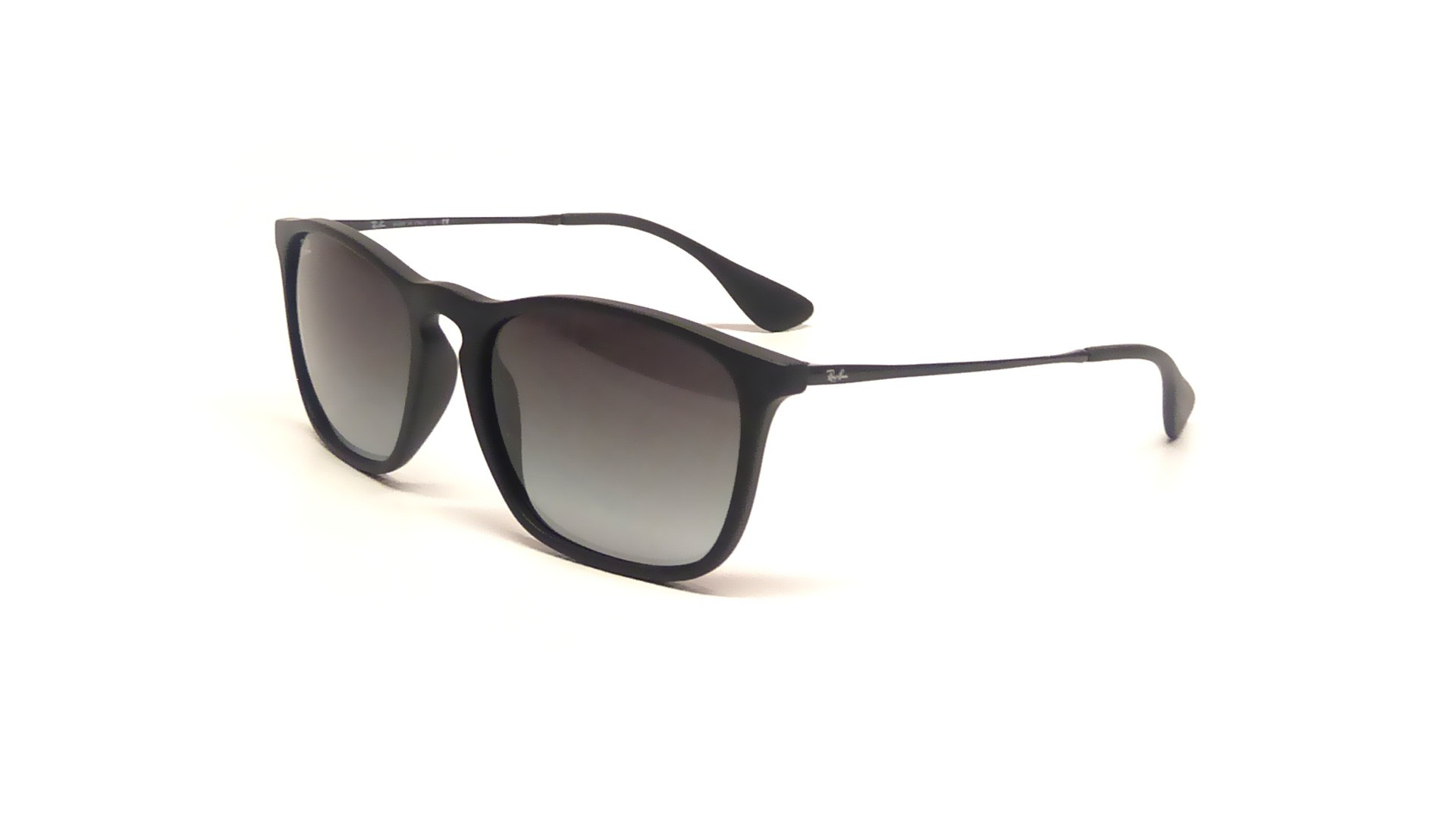 72322df32e Sunglasses Ray-Ban Chris Black RB4187 622 8G 54-18 Medium Gradient